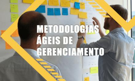 Metodologias ágeis de gerenciamento