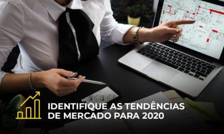 Identifique as tendências de mercado para 2020