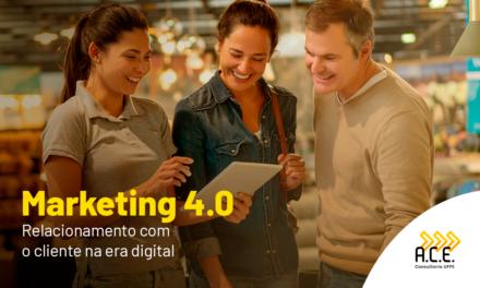 Marketing 4.0 – Relacionamento com o cliente na era digital